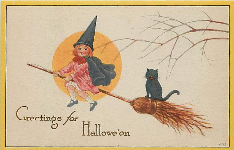 young hilda halloween poems for kids
