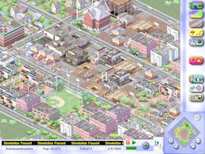 模擬城市3000+探索無限資料片+密技+攻略下載,模擬經營經典懷舊老遊戲!