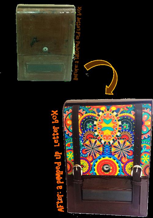 quirkitdesign_letter box_DIY_quirky_home_decor_idea_funky_eclectic_colors