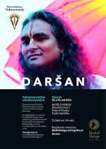 Daršan Paramahamsy Vishwanandy v Praze