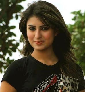 Bangladeshi actress Anika Kabir Shokh