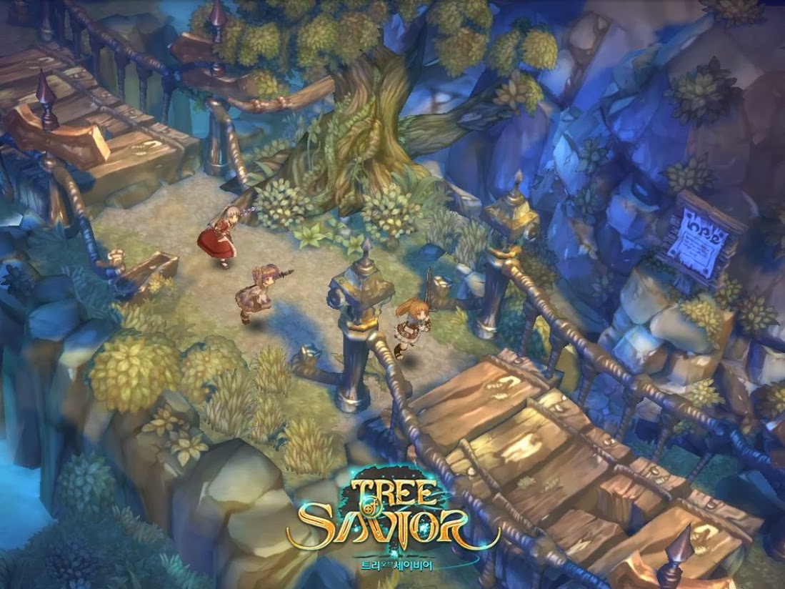 Tree of Savior Online (Preview) - Part 1 | Web Game 360