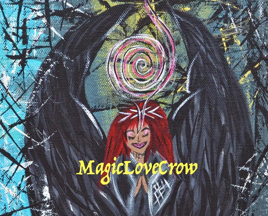 MagicLoveCrow
