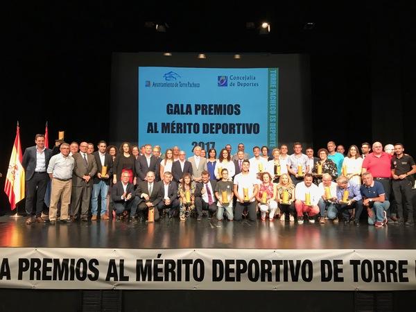 PREMIO A LAS GESTA DEPORTIVA 2017