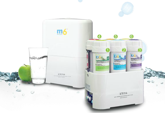 molecular hydrogen water machine