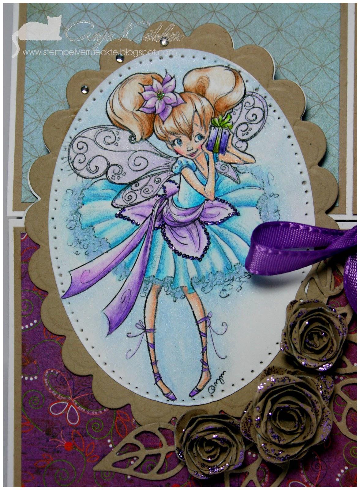 Teen Fairy zum Teenie-Geburtstag