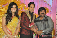 Celebraties at Actor Bharat n Jessy Wedding Reception Photos+%2528138%2529 Actor Bharath n Jessy Wedding Photos
