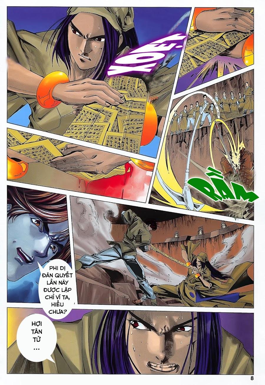 Lục Đạo Thiên Thư chap 33 - Trang 8