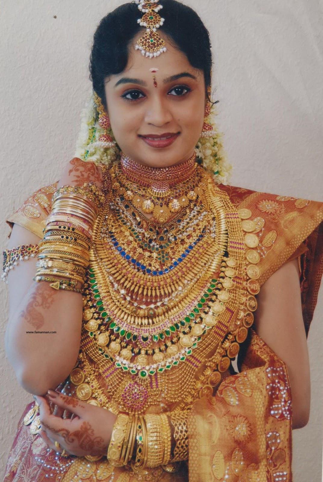 Indian Kerala Bridal Jewellery Collection 30 ~ Fashion ...