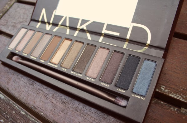 Urban decay, urban decay naked palette, original naked palette, fashion and beauty blog, make up, beauty