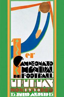 cartel de Uruguay 1930