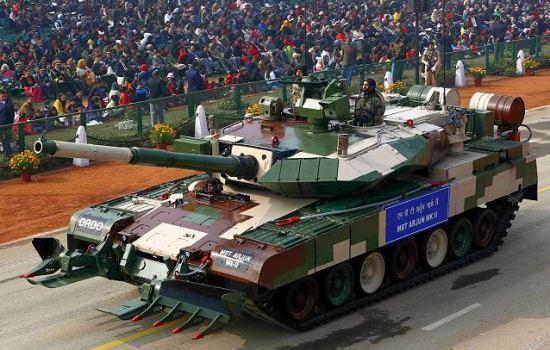 Tank Arjun MK.II