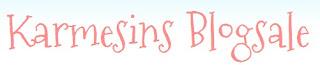 Blogsale eröffnet
