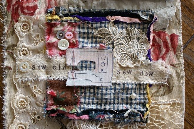 Sew Old Sew New