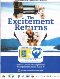 2014 Royal Bank Cup Program