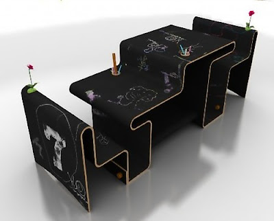 Creative Chalkboard Inspired Products and Designs (15) 7