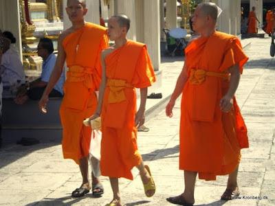 Visum og flytte til Thailand