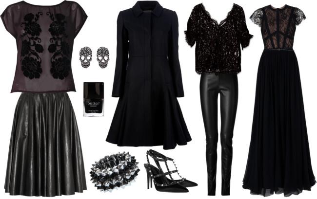 בלוג אופנה Vered'Style טרנד הסגנון הגותי