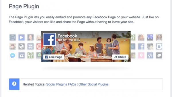 للمبتدئين : كيف تضيف صندوق الاعجاب الفيسبوك إلى مدونتك