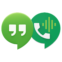 Hangouts and Dialer
