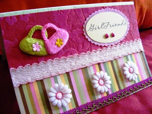 Tarjetas para cumpleaños hechas a mano Imagui