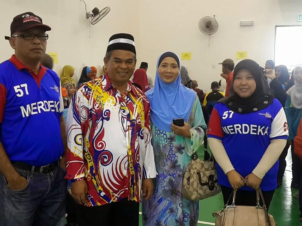 Selamat Menyambut Hari Kemerdekaan dari kami Keluarga UMNO Bahagian Bagan Serai