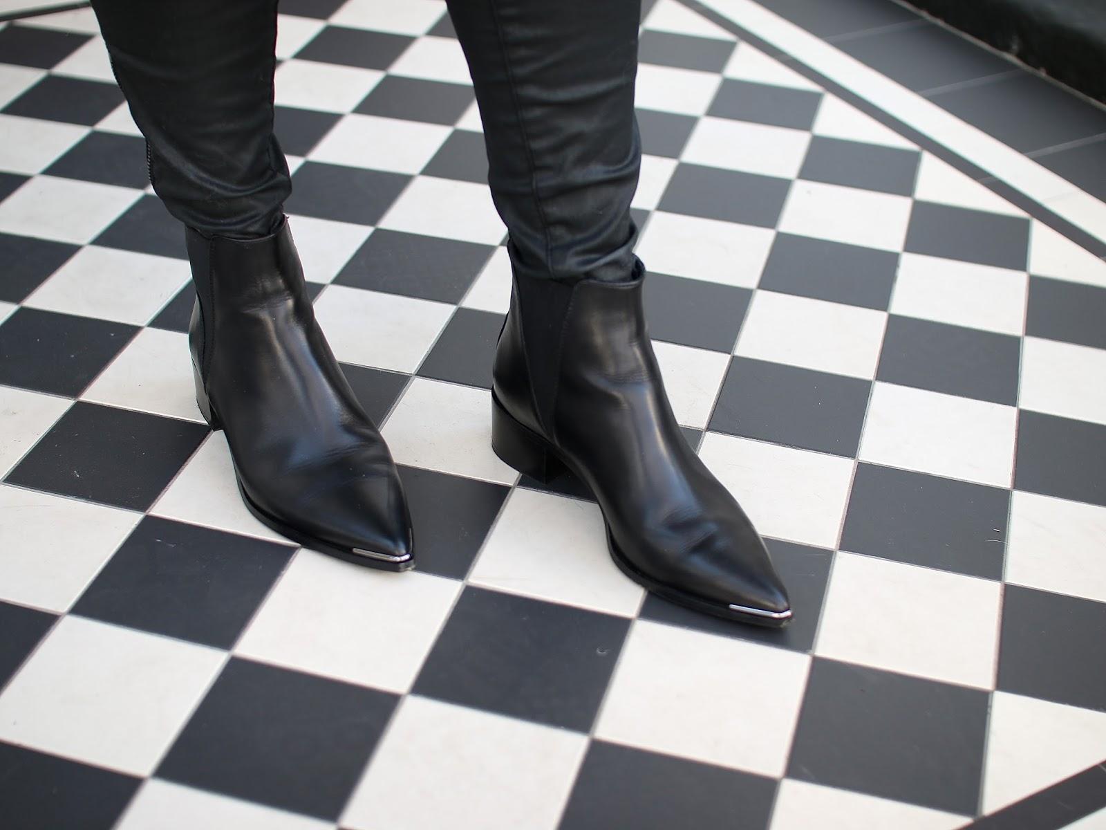 jensen acne boots