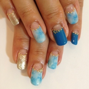 Stylish-Nail-Art-Ideas-for-Fall-2012-11