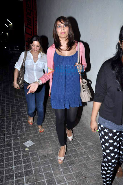 Bipasha Basu snapped at PVR Juhu