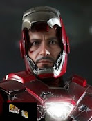 Pre Order Hot Toys Iron Man 3 Silver Centurion MMS 213 (Mark XXXIII) 1/6th scale collectible figuri
