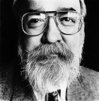 Daniel Dennett por Steve Pyke Londres 1992