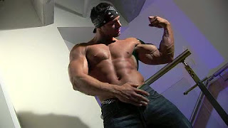 muscular men cocks