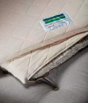 Chemical Free Futon Mattress Toppers From Futons247 Co Uk