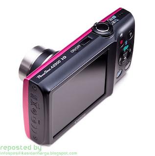Harga CANON PowerShot A2300 Kamera Pocket terbaru 2012