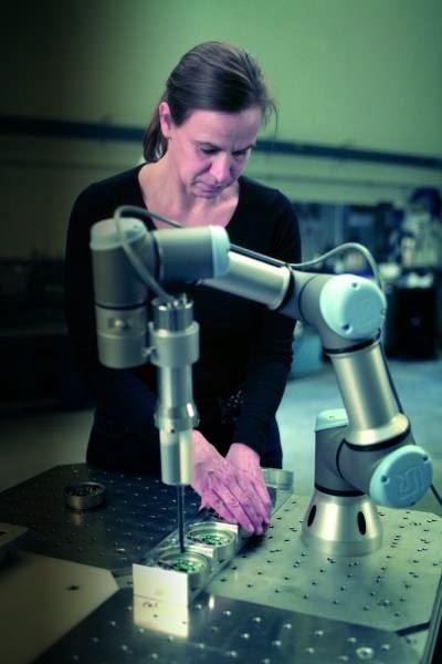 Desain Robot Terbaru Yang Lebih Fleksibel Dan Ringan