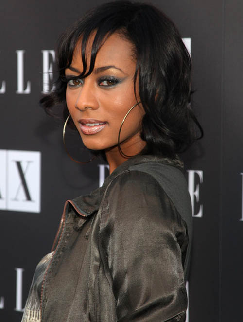 Keri Hilson Short Haircuts 6