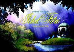 Kumpulan Kata-Kata Mutiara atau Bijak Lebaran atau Idul Fitri Tahun 1434 H/2013 M
