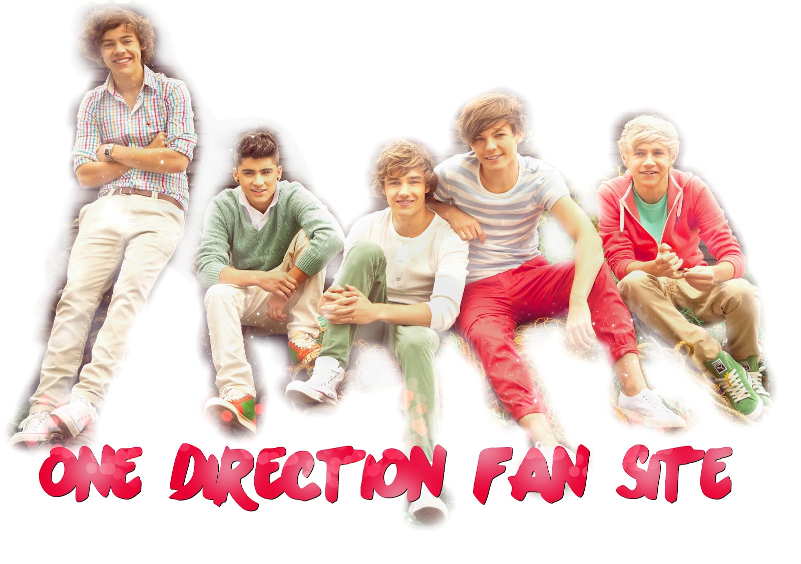 One direction fan site