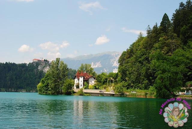 Lago Bled Slovênia