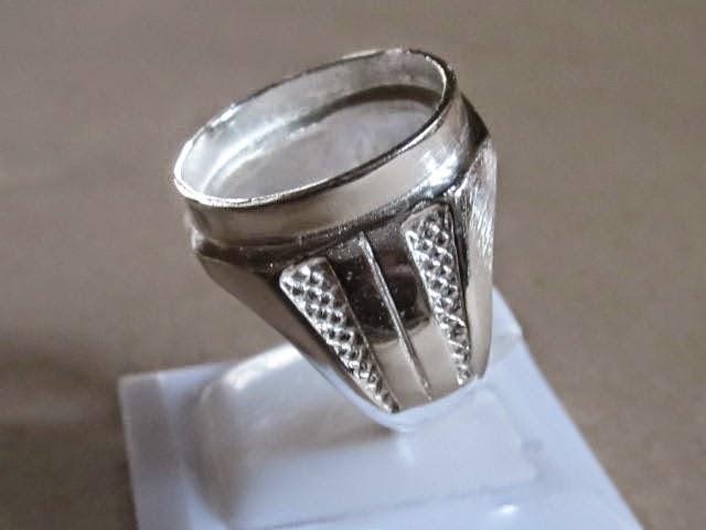 kumpulan gambar contoh ikat cincin pria koleksi batu