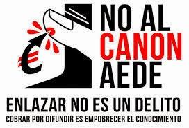 Declaración conjunta de la Red y los autores culturales soble la LPI  #canonAEDE