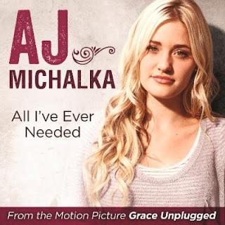 AJ Michalka - All I've Ever Needed Lyrics