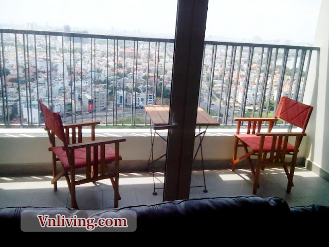 Thao Dien Pearl Apartment For Lease 2 Bedrooms Fully Furnish