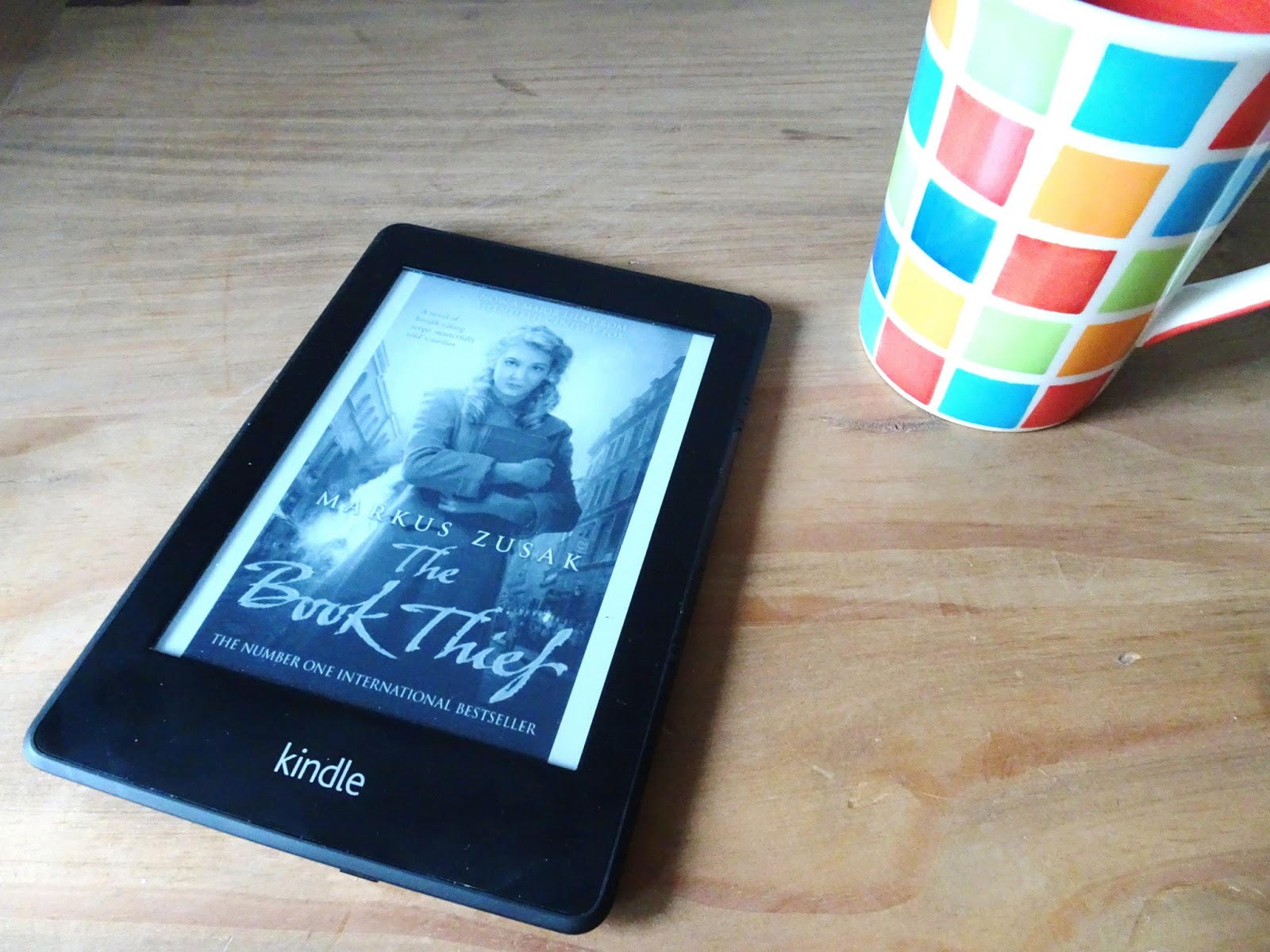a review of the book thief a book by markus zusak Free essay: review of: the book thief by markus zusak it seems sometimes like  the market for young adult literature is written down to the readers, almost in.