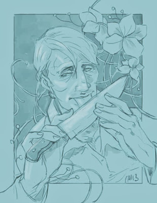 bon appetit Hannibal fanbook 2013 garikaliev collaboration