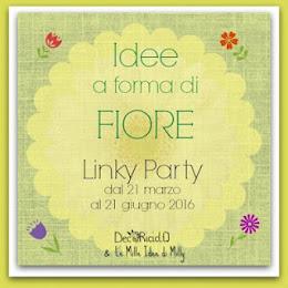 Link party idee a forma di fiore (scadenza 21 giugno 2016)