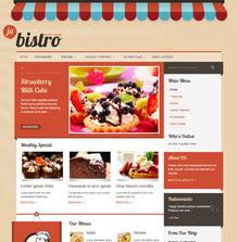 JA Bistro - Joomla Restaurant Template