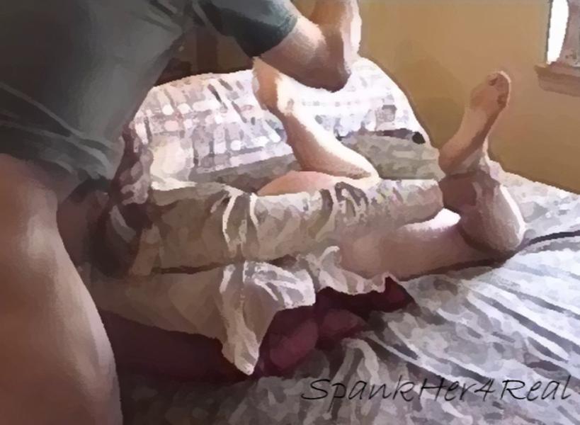 realistic spanking art   bobs and vagene