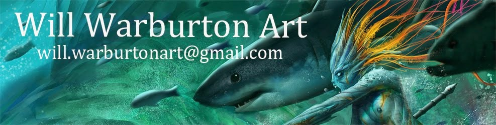 Will Warburton Portfolio
