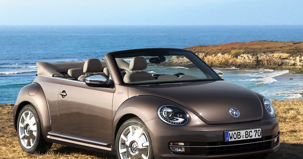 car review  volkswagen beetle convertible  edition